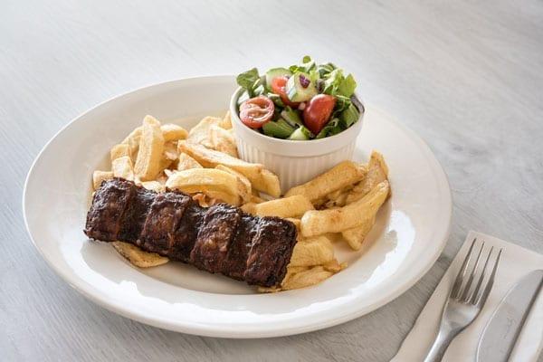 king rib meal